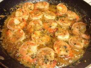 red lobster shrimp