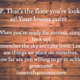 Success Quotes   How Far Are You Willing To Go?