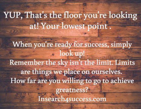 Success Quotes | How Far Are You Willing To Go?